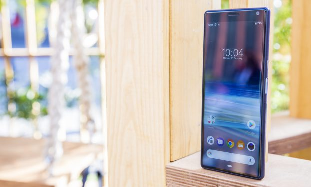 Sony Xperia 10 preview design