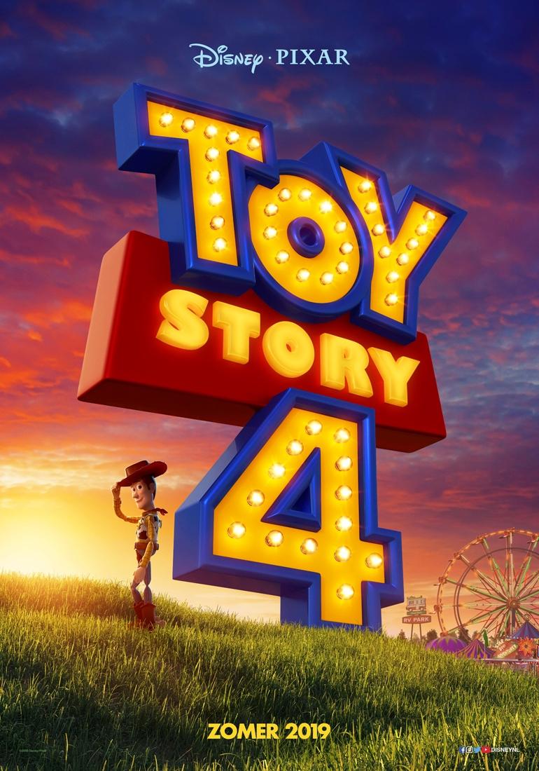 Pixar Disney Toy Story 4