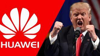 Trump Huawei VS 5G Duitsland