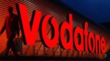 Vodafone Logo abonnementen