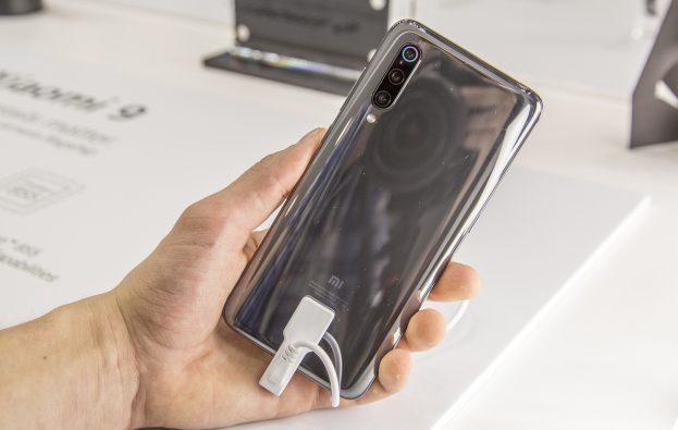 Xiaomi Mi 9 preview design
