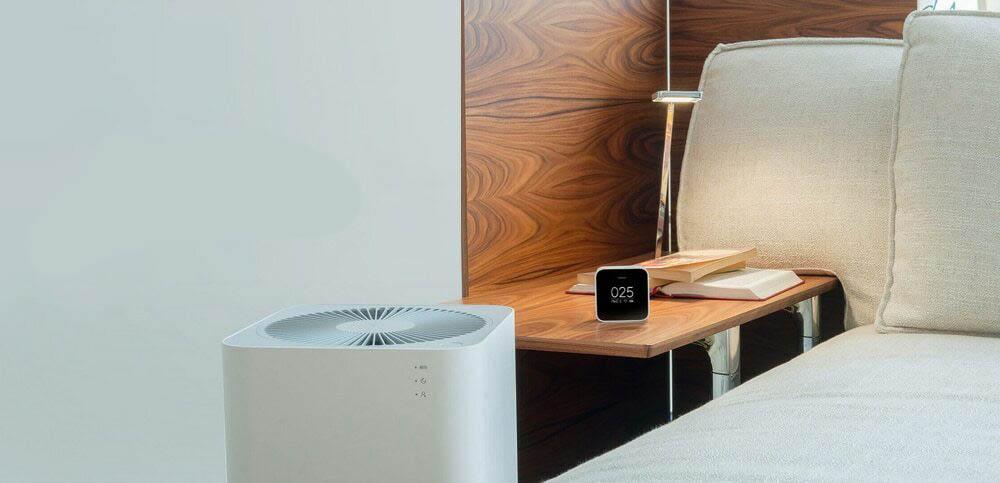 AliExpress Xiaomi luchtkwaliteit detector