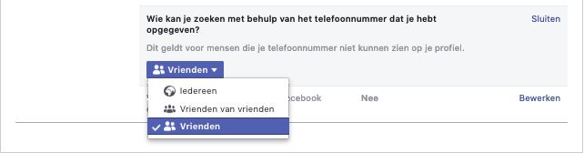 Facebook lek