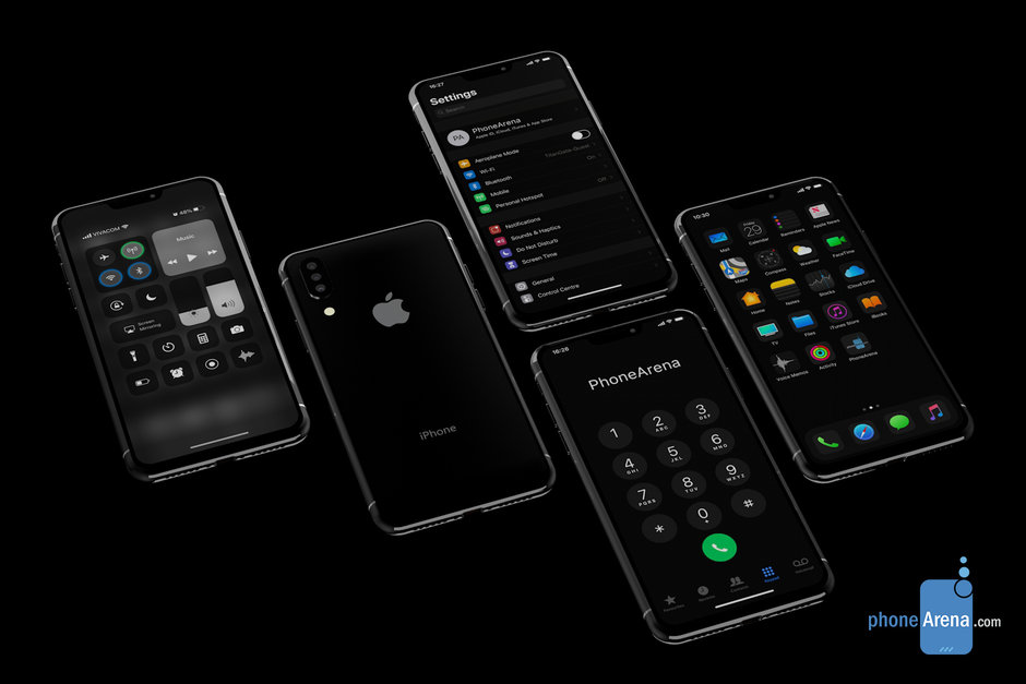 Apple iPhone XI design