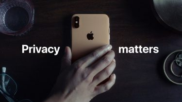 Apple iPhone privacy