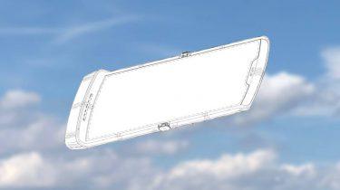 Verizon Motorola RAZR opvouwbare smartphone