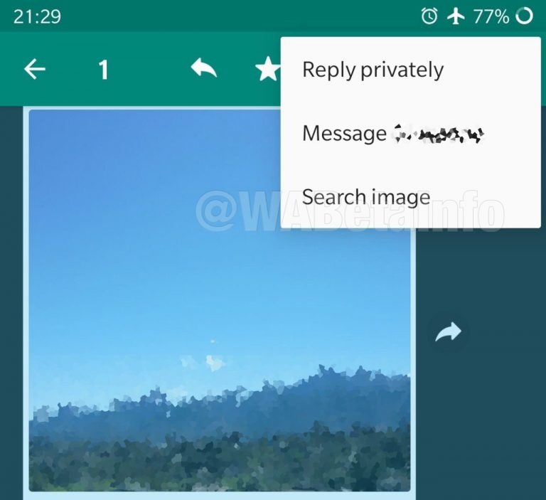 WhatsApp Android beta 12.9.73 WABetaInfo