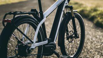Elektrische fiets Charger Touring High Speed