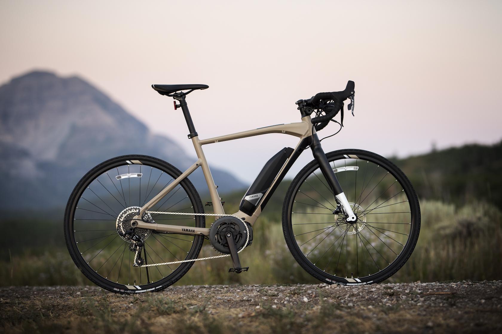 e-bike Mountainbike Yamaha