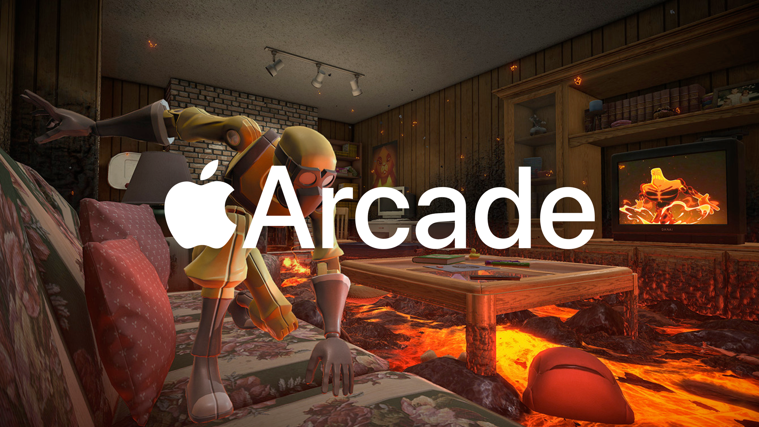 Apple Arcade investering games