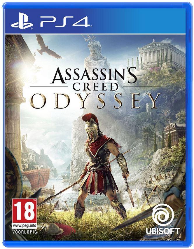 Assassin's Creed Odyssey voor PS 4 en andere platformen
