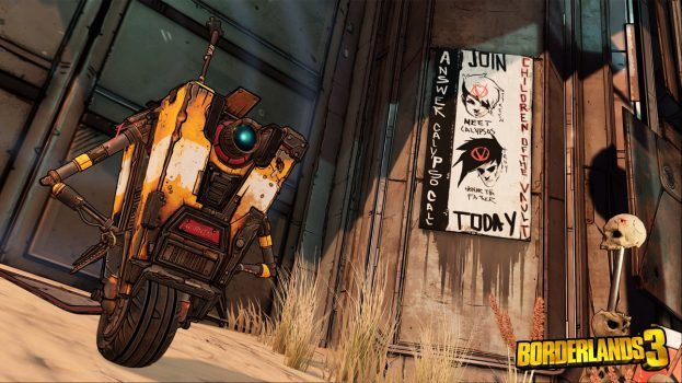 borderlands 3 the rock