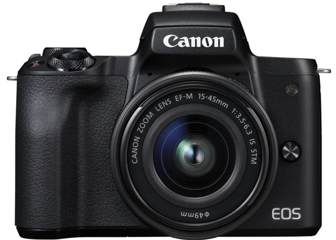 Canon EOS M50 systeemcamera