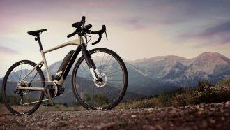 Elektrische fiets Mountainbike Yamaha