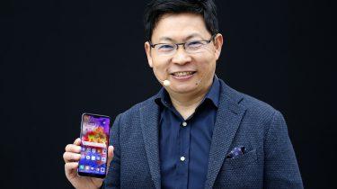 Richard yu Huawei CEO Samsung