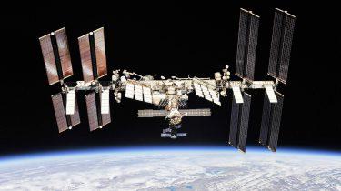NASA ISS International Space Station