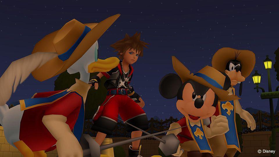 Kingdom Hearts- The Story so Far