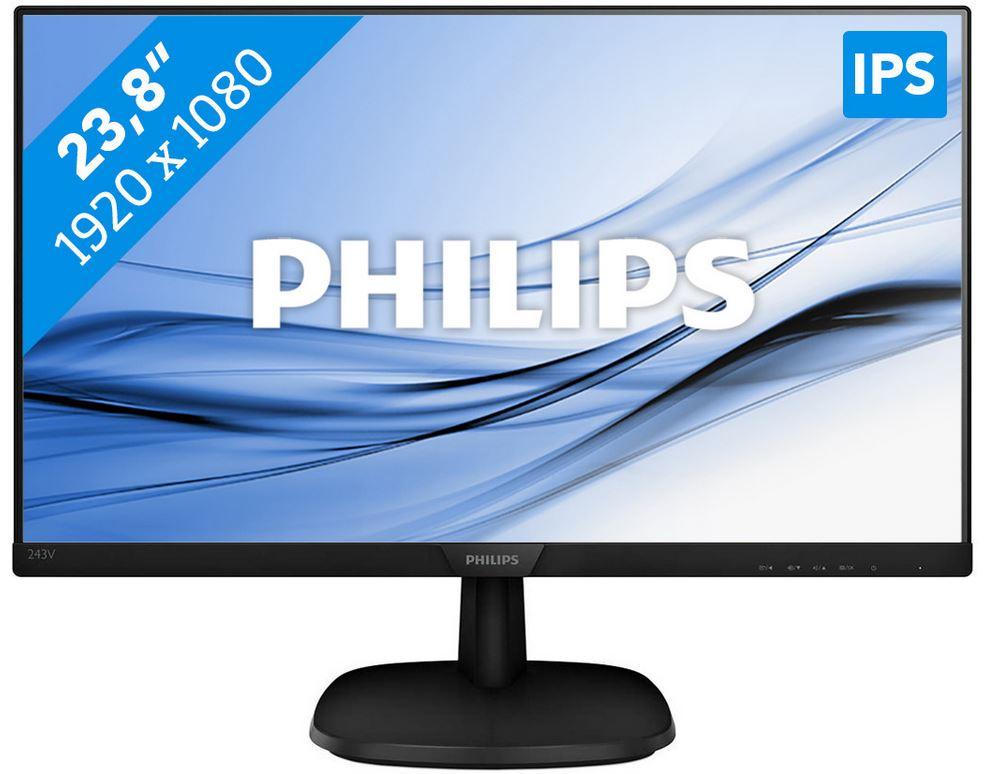 "Philips 24"" monitor 243V7QDAB"
