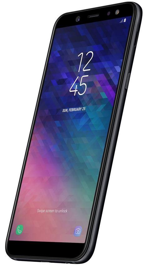 Samsung Galaxy A6 aanbieding