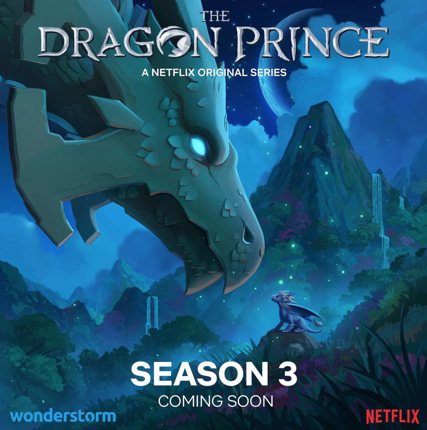 The Dragon Prince Netflix seizoen 3