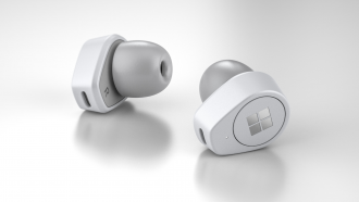 Microsoft Surface Buds Apple AirPods