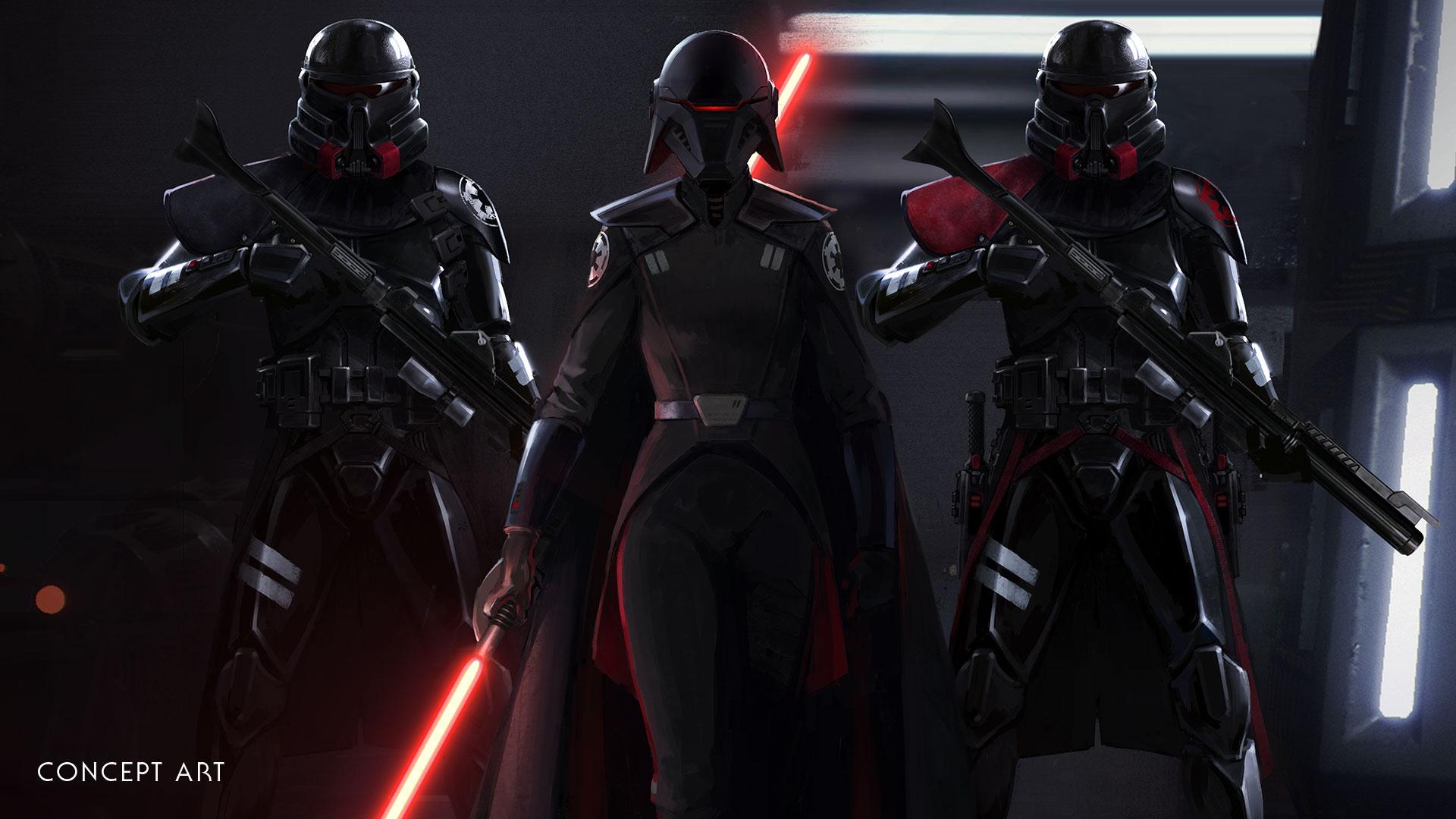 Star Wars Jedi: Fall Order
