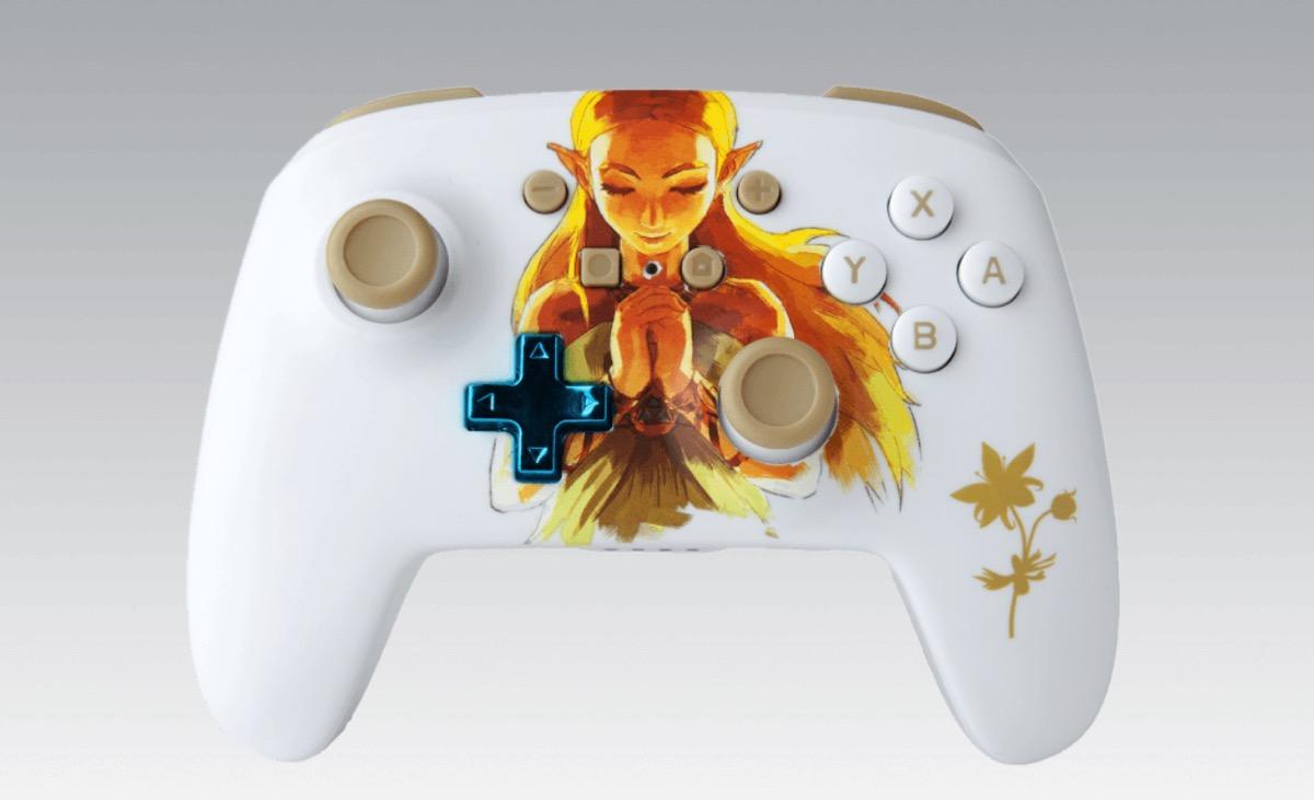 Zelda Controller