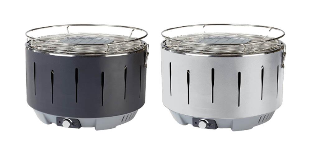 Aldi compacte barbecue