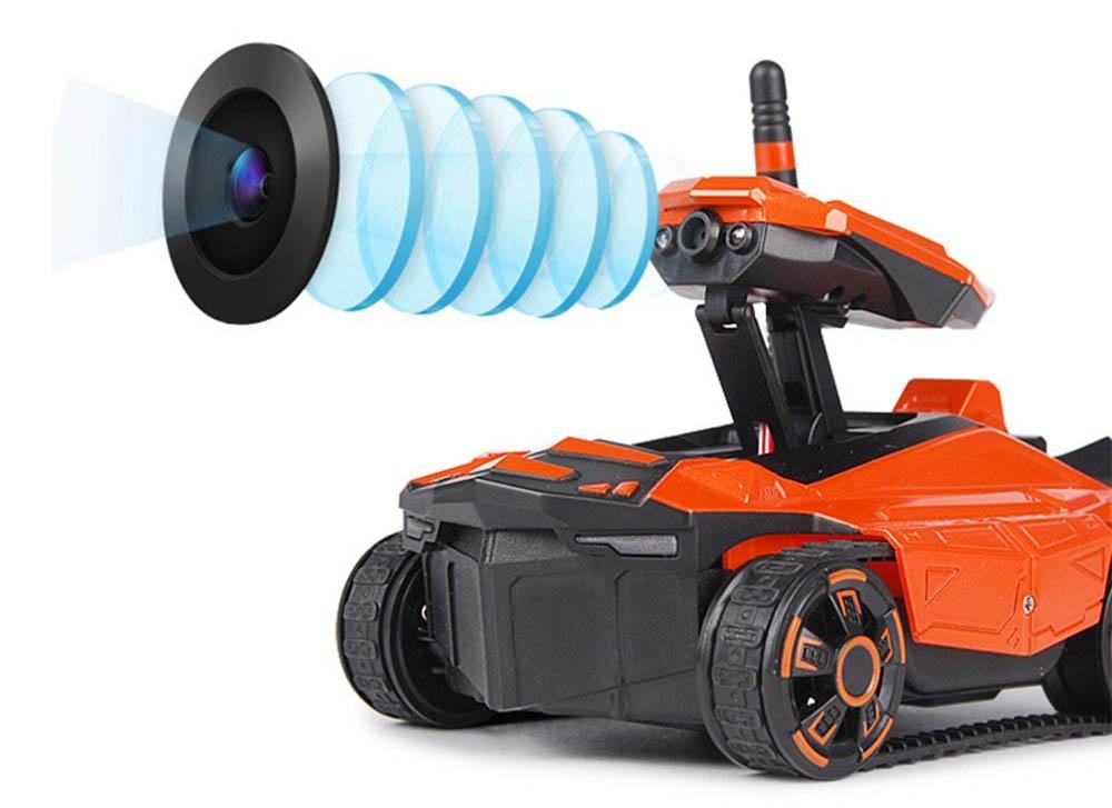 AliExpress tank robot