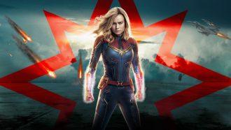 Captain Marvel 1 miljard Marvel