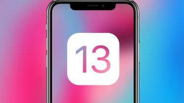 iOS 13 iPhone iPad