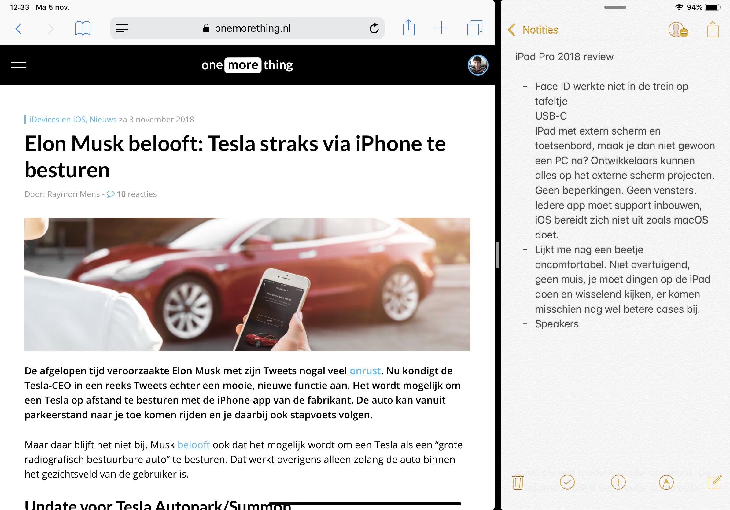 iOS 13 multitasking