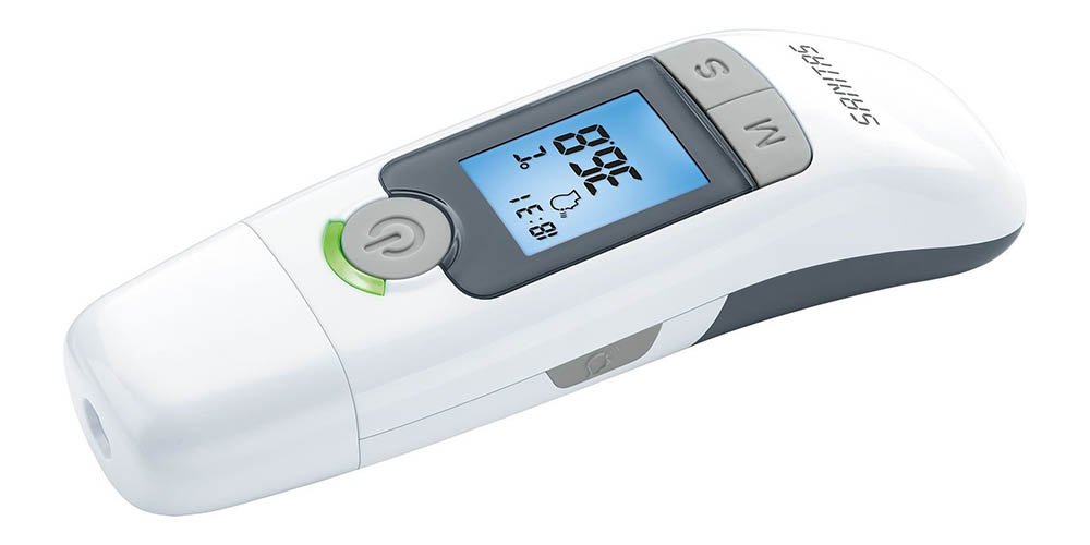 Lidl multifunctionele thermometer