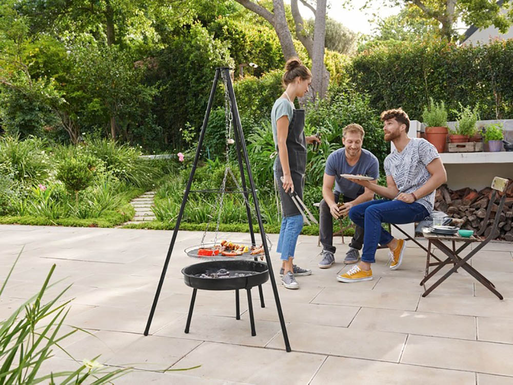 Lidl swing grill barbecue