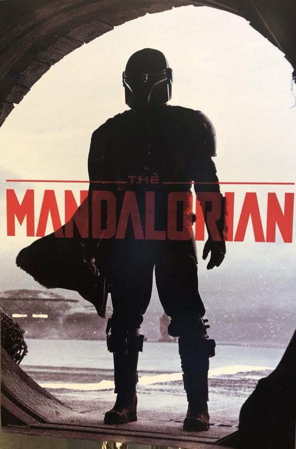 The Mandalorian Star Wars Serie