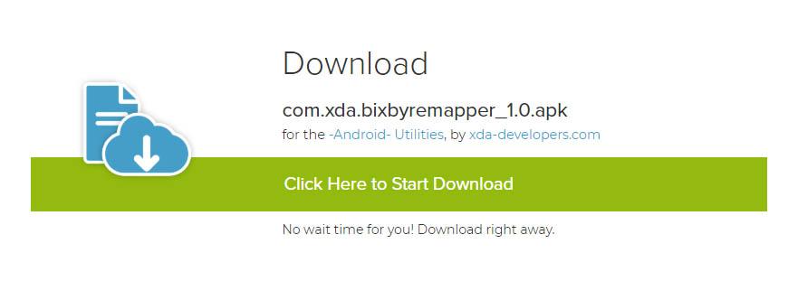 XDA-Developers Bixby remapper