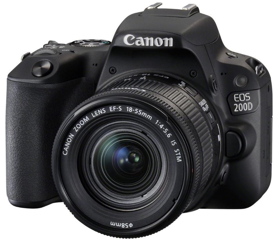 Canon EOS 200D spiegelreflexcamera