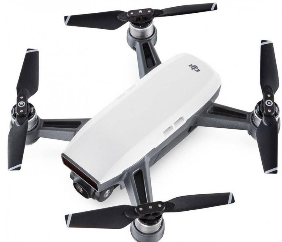 DJI Spark Drone met camera en 2-assige Gimball