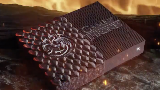 Game of Thrones Xbox One S