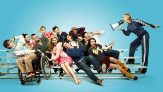 Hitserie Glee naar Netflix Nederland?