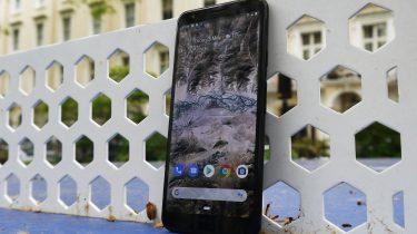 Google Pixel 3a lite