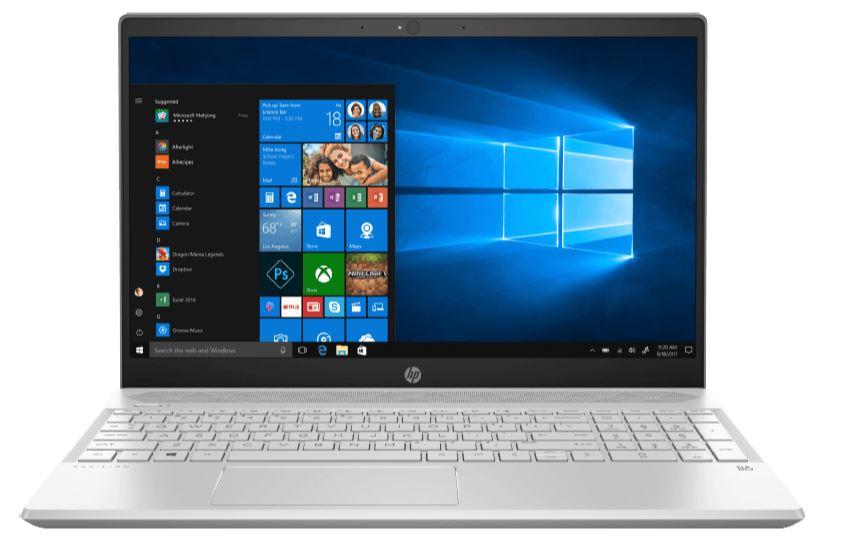 HP Pavilion laptop 15-CS1855ND bij MediaMarkt