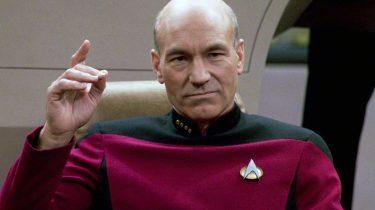 Star Trek Captain Picard