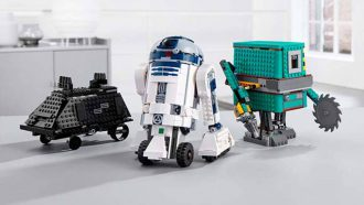 LEGO Star Wars Boost Droid Commander kit