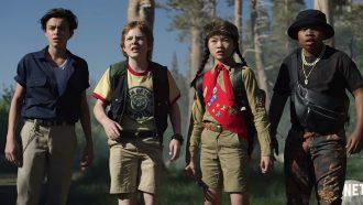 Rim of The World Netflix trailers