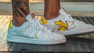 Pikachu Pokémon sneaker
