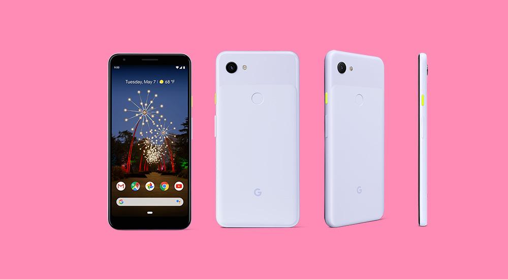 Google Pixal 3a XL
