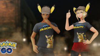 Pokémon Go Detective Pikachu
