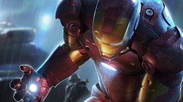 Robert Downey Jr Iron Man Marvel