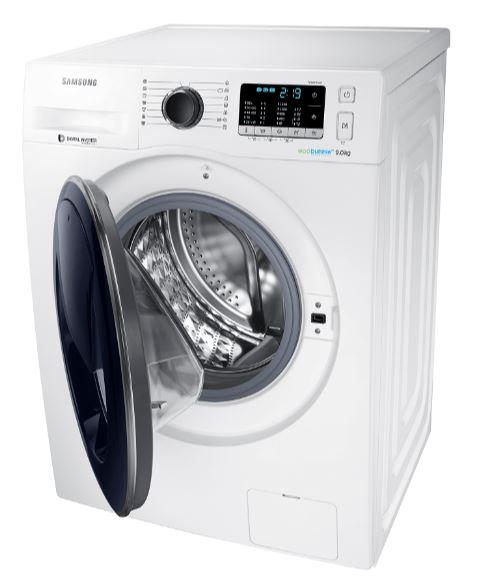 Samsung wasmachine WW90K5400UW bij MediaMarkt
